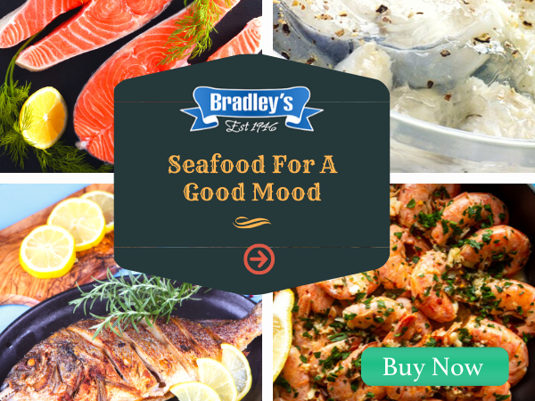 Buy Frozen Fish & Seafood Online | Best Fish Delivery Company UK - Bradley's Fish