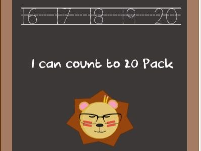 Number pack - Count to 20