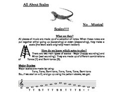 All About Scales
