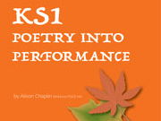 Autumn poem into performance drama and movement lesson plan; KS1; dance