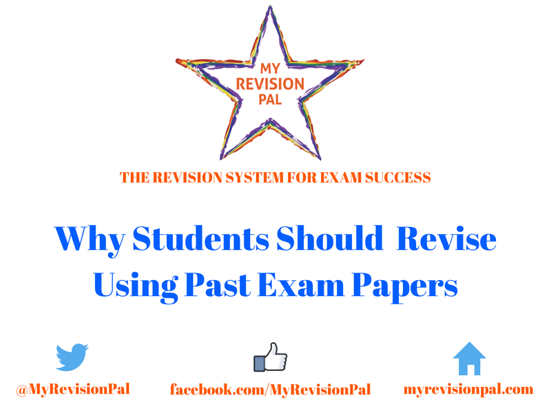 Why Students Should Revise Using Past Exam Papers