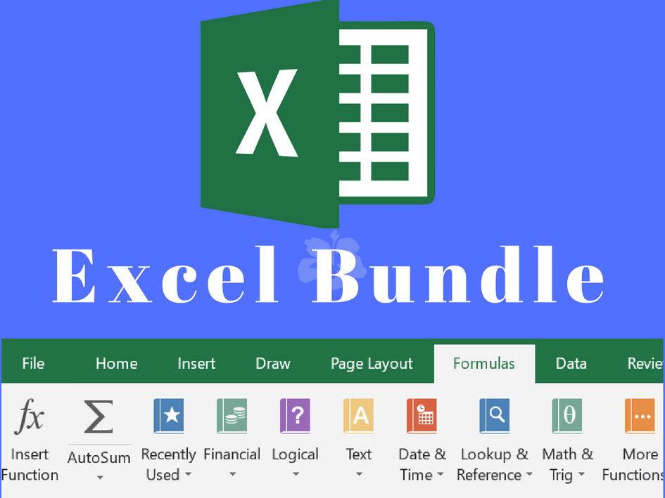 Microsoft Excel Bundle