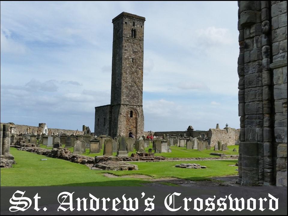 St. Andrew - crossword