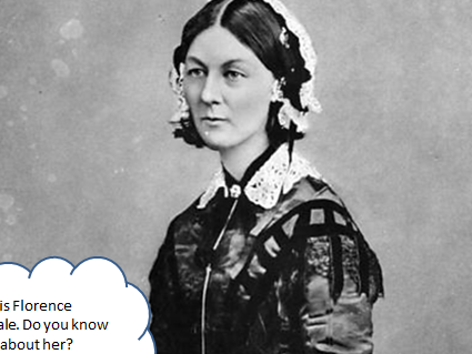 Who is Florence Nightingale?