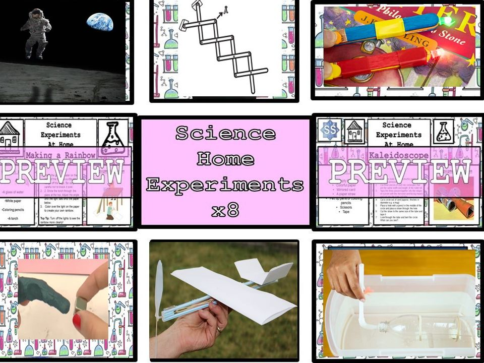MEGABUNDLE 50% OFF Science Home Experiments Pack 2