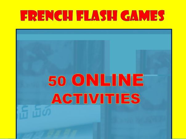 Online French Flash Games
