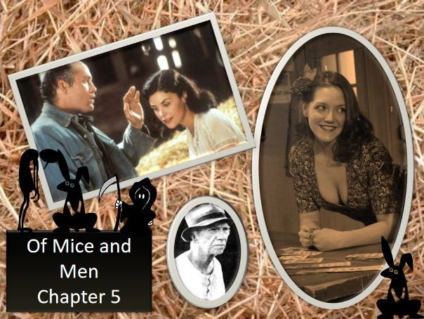 Of Mice and Men: Chapter by Chapter Powerpoints