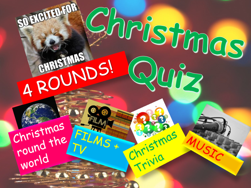 Tutor Time Christmas Quiz