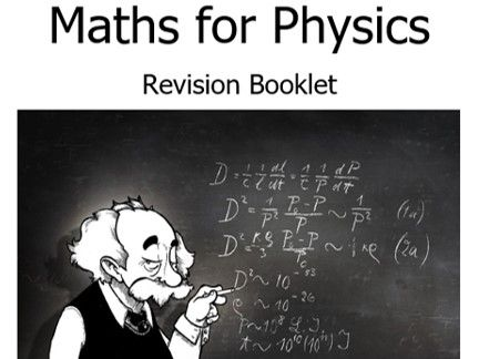 Maths for Physics Guide