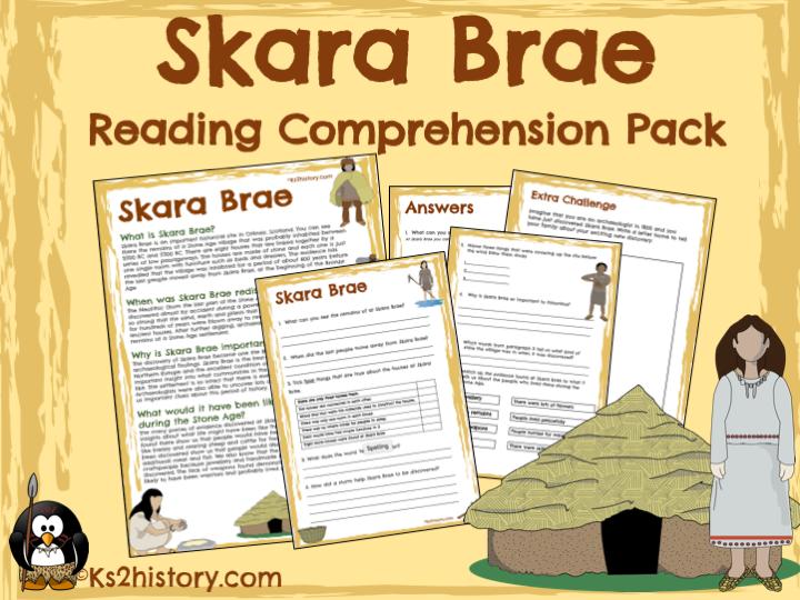 Skara Brae Comprehension (Stone Age)