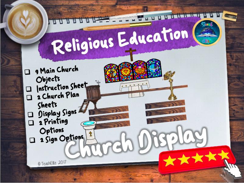 RE Church Display