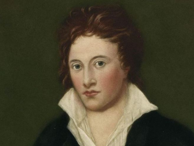 The Cold Earth Slept Below Percy Shelley poetry