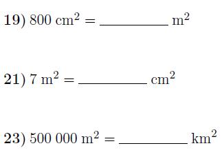 Converting metric units Bundle 3