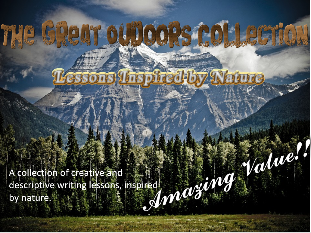 The Great Outdoors Collection - Lessons Inspired by Nature