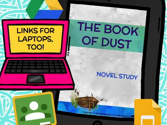 The Book of Dust (Vol. 1) Novel Study