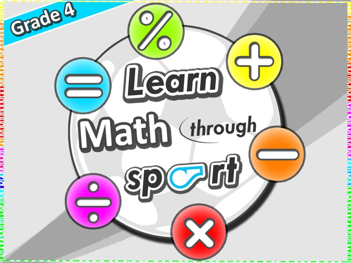 Learn Math through sport – Grade 4 PE games + worksheets for active learning