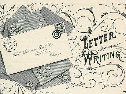 Letter Writing GCSE English