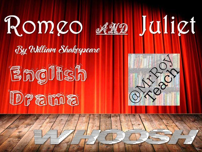 Romeo and Juliet - WHOOSH!