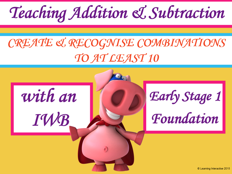 Creating combinations to 10