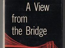 How does Miller present masculinity in A View from the Bridge?