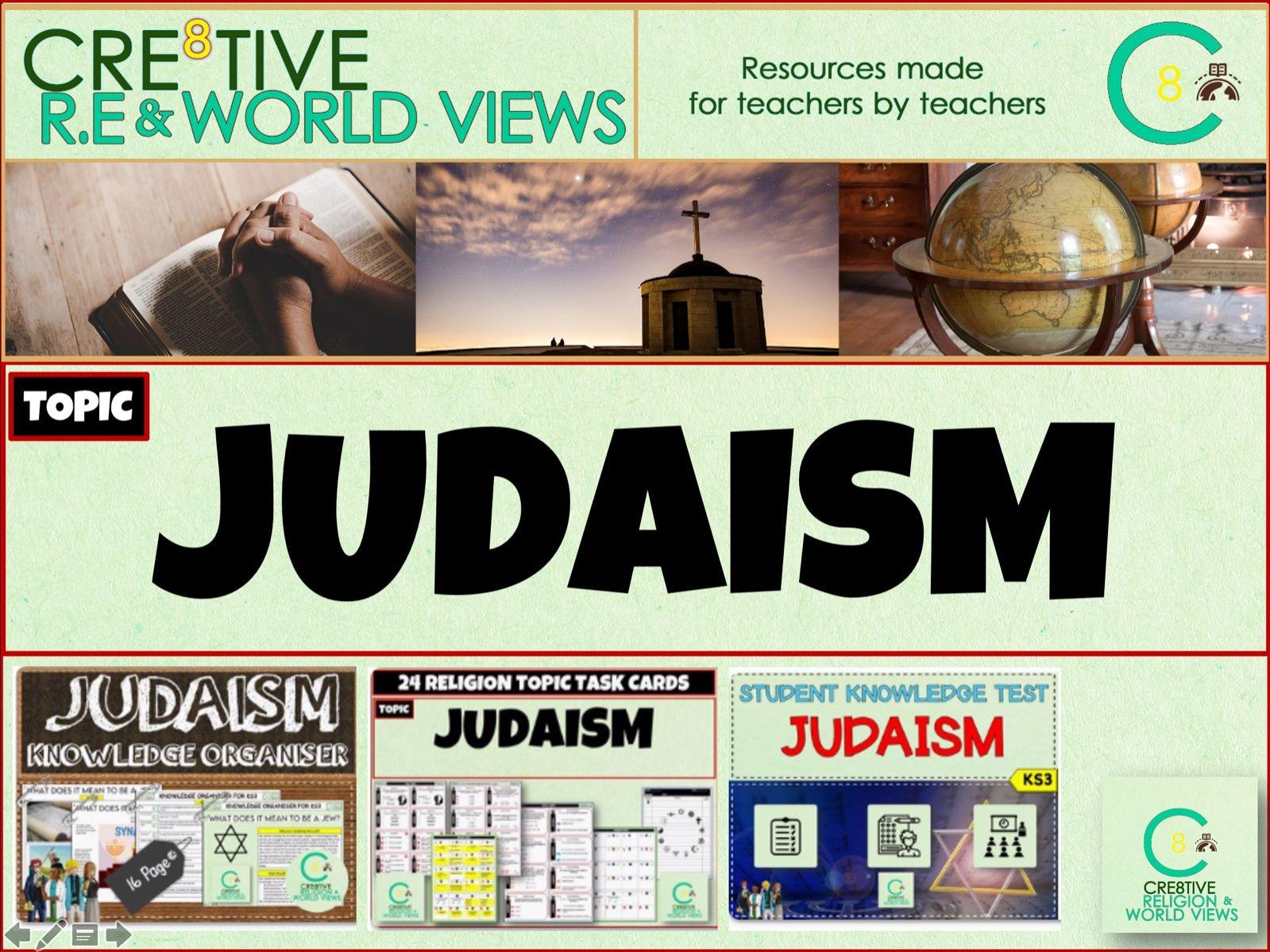 Judaism Activities
