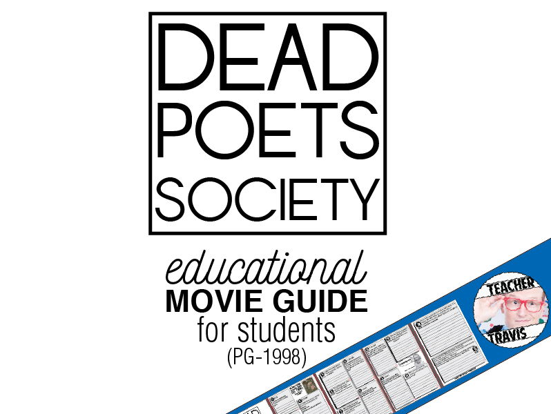 Dead Poets Society Movie Viewing Guide