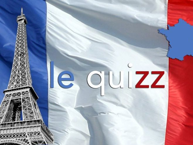 BUNDLE OF 16  FRENCH QUIZZES: ALL LEVELS