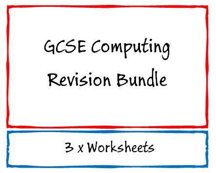 OCR A451 - Computing Revision Bundle