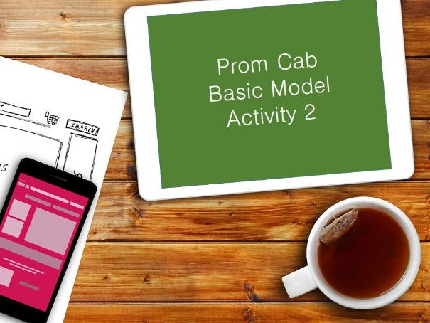 Prom CAB - Basic Model - Video Guides - GCSE Edexcel ICT