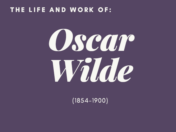 The life and work of Oscar Wilde