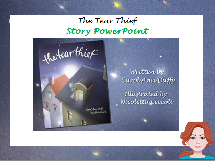 The Tear Thief Story PowerPoint
