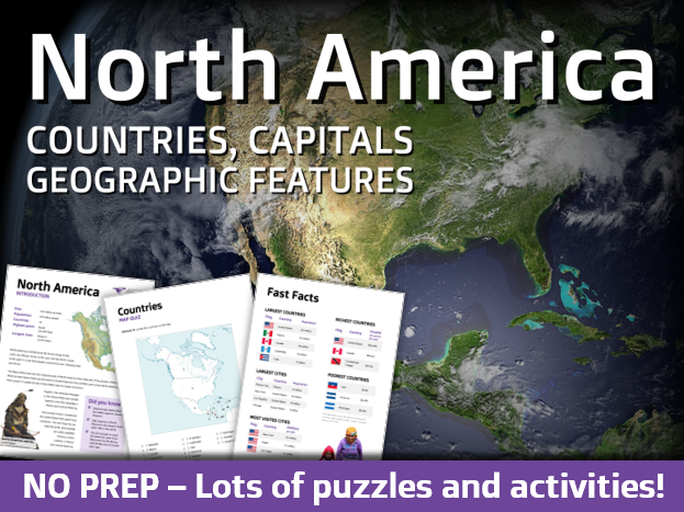 Geography - North America