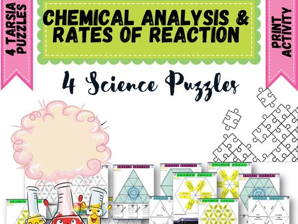 Chemical Reaction and Rates of Reaction