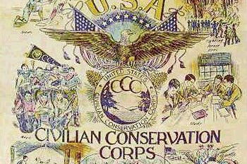 New Deal: Civilian Conservation Corps