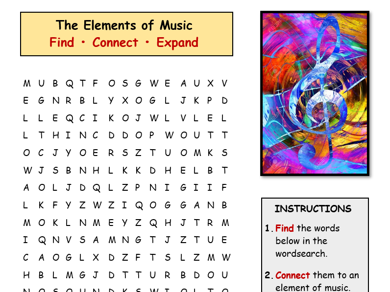 Elements of Music - Puzzle Pack Plus