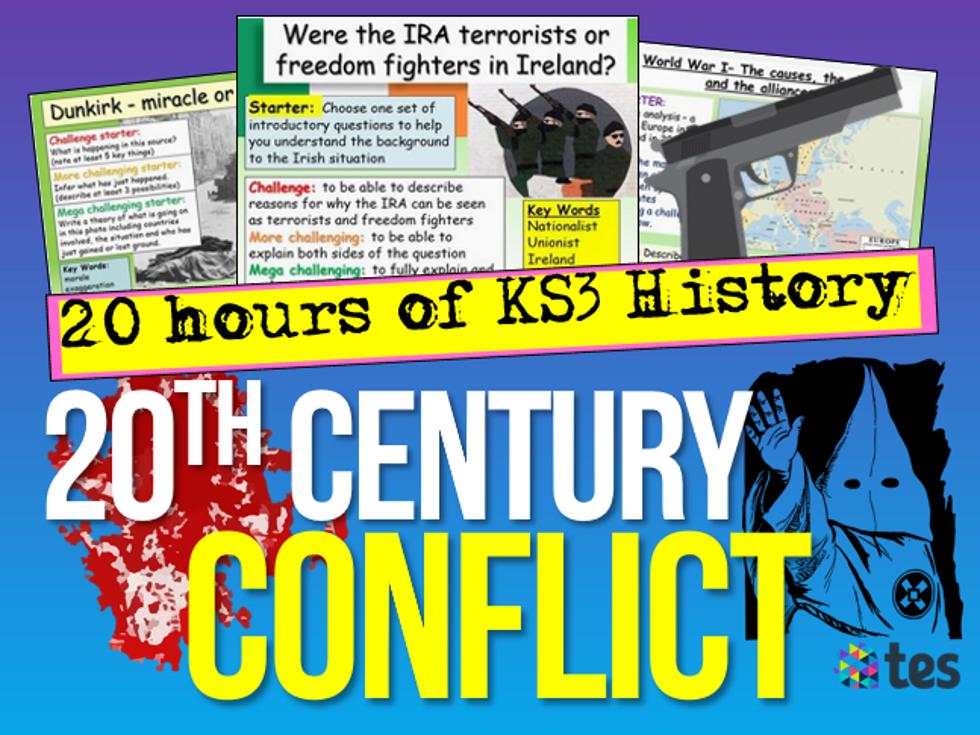 20th Century Conflict