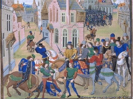 Card Sort: What were the short and long term consequences of the Peasants' Revolt?
