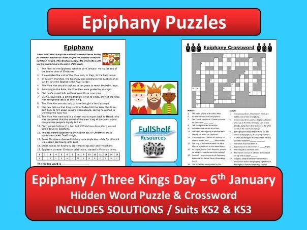 Epiphany / Three Kings Day