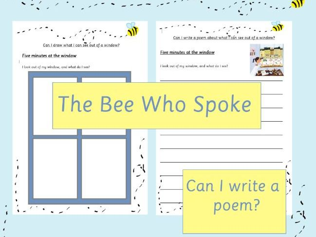 The Bee Who Spoke Five Minutes At The Window