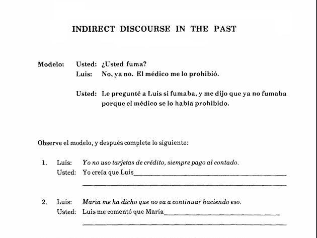 Spanish 1, Spanish 2- Irregular Preterite - Preterito Irregular - Worksheet