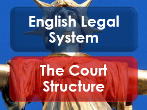 Citizenship: English Legal System: The Court Structure