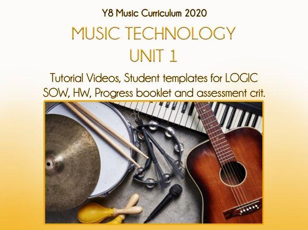 Y8 MUSIC TECHNOLOGY LOGIC