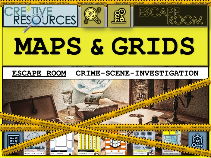 Maps and Grids