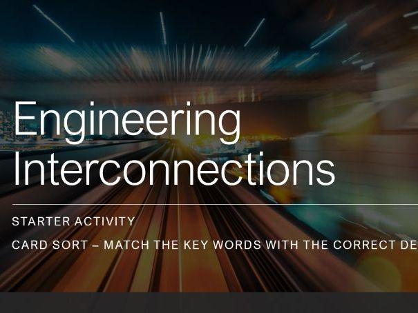 Engineering Interconnections