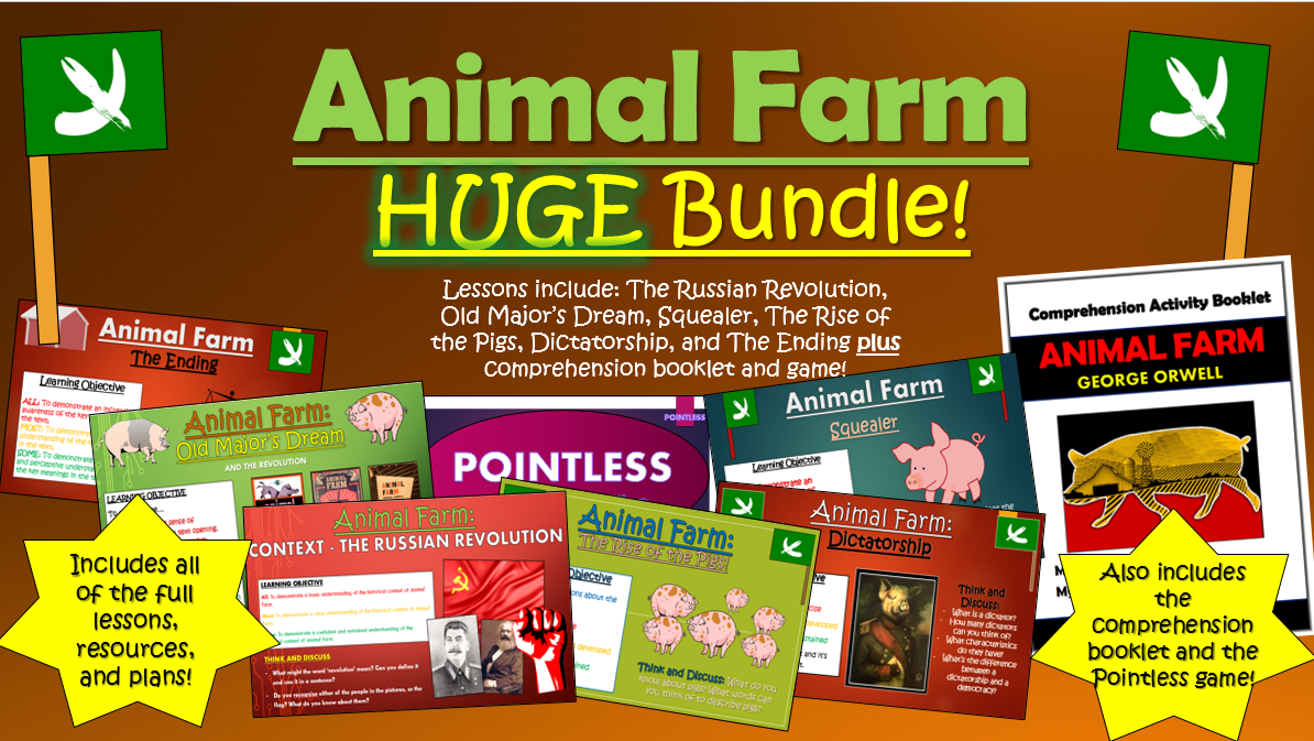Animal Farm Huge Bundle!