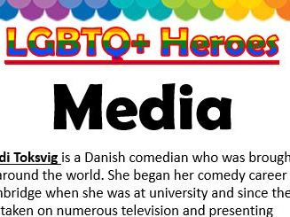 LGBTQ Heroes Collection- Media