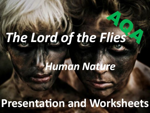 Lord of the Flies Sample Answer Theme