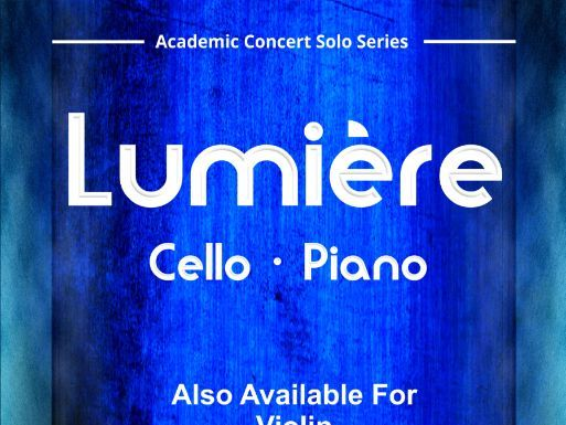 Lumiere - Cello & Piano (Score & Parts)