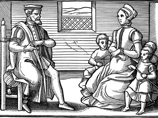 *Updated* Puritan Opposition and Elizabeth I's Response