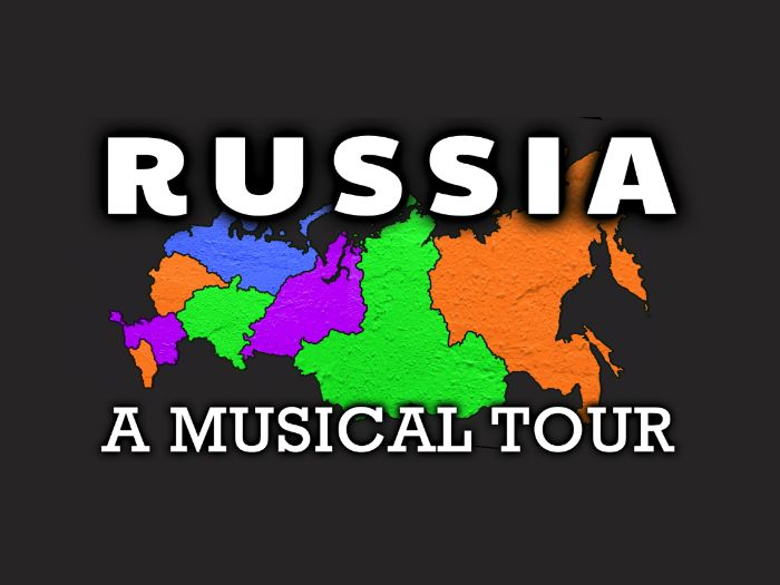 Russian Geography Video: A Song for Russia